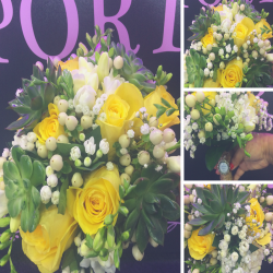 Bouquet de noiva IV