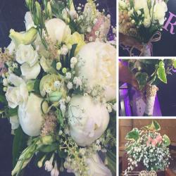 Bouquet de noiva V