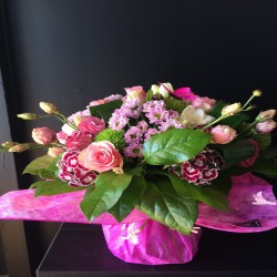 Bouquet Bule